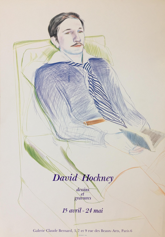 Hockney - Dessins