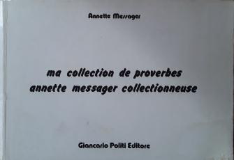 annette messager collectionneuse