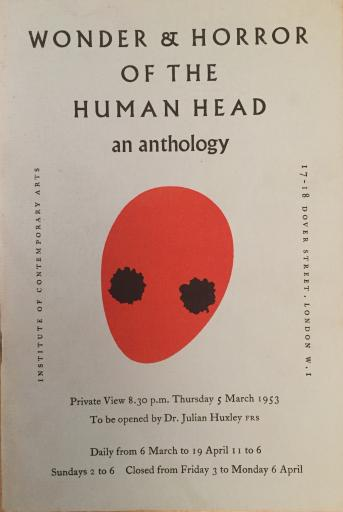 Wonder & Horror of the Human Head
