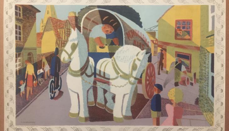 Grey Horses - Tom Gentleman