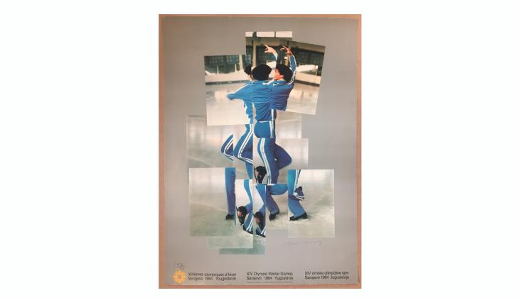 Hockney Olympics