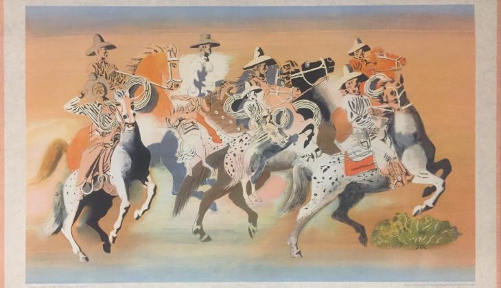 Arizona Cowboys - Buk Ulreich